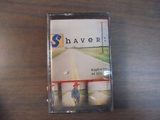"NEW SEALED ""Shaver"" highway of life   Cassette  Tape   (G)"