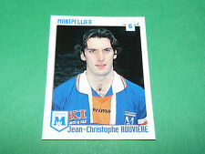 N°225 ROUVIERE MONTPELLIER HERAULT MSC PANINI FOOT 99 FOOTBALL 1998-1999