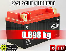 Best selling LITHIUM battery- YTX14H-FP +20% CCA, 70% less weight, 1on1 replace