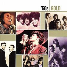 60's Gold by Various Artists (CD, Jun-2006, 2 Discs, Hip-O)