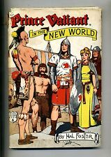 PRINCE VALIANT IN THE NEW WORLD # Hastings New York 1956 N.6