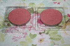 (( 2 )) Milani Powder Blush #08 Luminous HARD TO FIND/DISCONTINUED REFILL + GIFT