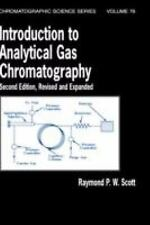 Introduction to Analytical Gas Chromatography (Chromatographic Science)