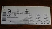 Ticket TRABZONSPOR KULUBU - LEGIA WARSAW 2013/14 Europa League Turkey Poland