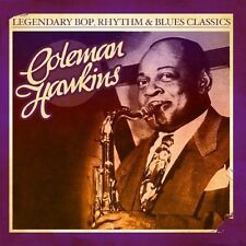 Coleman Hawkins - Legendary Bop Rhythm & Blues Classics [New CD] Manufactured On