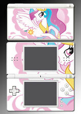 My Little Pony Princess Celestia Equestria Game Skin Cover Nintendo DS Lite
