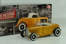 1932 FORD ROADSTER Hot Rod Pagan ORO Deuce Series # 2 1:18 ACME GMP