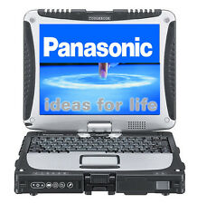 Panasonic Toughbook CF-19 10,1Zoll Core i5 1,20Ghz 4GB 320gb UMTS   RS232 GPS