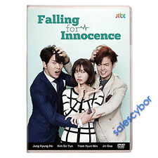 """""""BUY 5 GET 1 FREE""""  Falling for Innocence Korean Drama (4DVDs) Excellent English"""