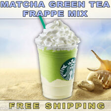 3 lb STARBUCKS MATCHA GREEN TEA FRAPPUCINO comparable - FREE SHIPPING