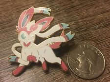 "Pokemon Sylveon ""Baby-Doll Eyes"" Fantasy Hard Enamel Pin"