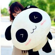 "8"" Cute Plush Doll Toy Stuffed Animal Panda Pillow Quality Bolster Gift 1# uf"