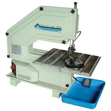 NEW PROFESSIONAL DIAMOND LASER 5000 DL5000 STAINED GLASS TILE DIAMOND BAND SAW