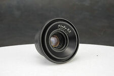 - Bausch & Lomb Gold Dot Baltar 25mm f2.3 Lens for Eyemo