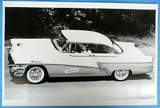 "12 By 18"" Black & White Picture 1956 Mercury Montclair 2 Door Hardtop"
