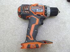 AEG RIDGID 18V COMPACT DRILL DRIVER BS18C BRAND NEW WITH BELT CLIP & SCREWDRIVER