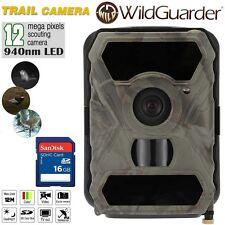 16GB 12MP Hunting Trail Game IR Camera WildGuarder WG-890WV 0.4S Trigger Speed