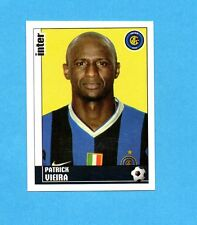 PANINI CALCIATORI 2006-2007- Figurina n.170- VIEIRA - INTER -NEW