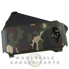 Samsung Grand Prime Advanced Armor Case - Camouflage Green/BlackCase Cover Shell