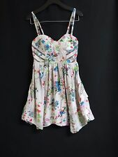 """What's good for the goose"" via Anthropologie Silk Sun dress"