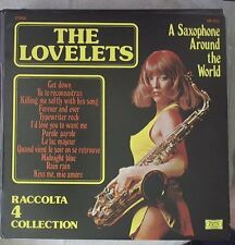 Lp 33 giri -  The Lovelets - A Saxophone around the world - Raccolta 4 Collectio