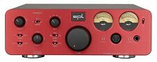 SPL Phonitor x balanced Headphone Amp/Preamp Red w/24bit/192kHz DAC $3300 List !