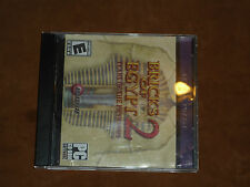 Bricks of Egypt 2: Tears of the Pharaohs (PC, 2006, Oberon Media)