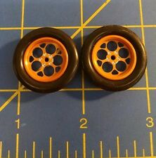 """Pro Track Magnum Gold Large Tire Drag Fronts 1"""" tall for .050 axle Mid America"""