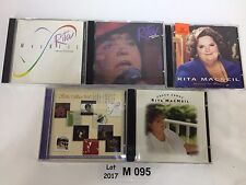 Lot Of 5 Rita MacNeil CDs Full Circle Porch Songs Flying On Your Own Believe 95