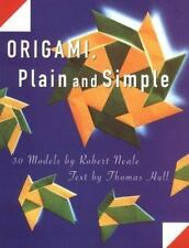 Origami, Plain And Simple-ExLibrary