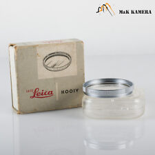 Leica 39mm Skylight E39 Filter Silver / Chrome  for Leica Summicron-M 35 50 2.0