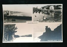 Cornwall PORTHLEVEN Judges M/view c1950/60s RP PPC