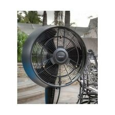 Misting Fan Outdoor Cooling Oscillating Pedestal Blower Portable Patio Furniture
