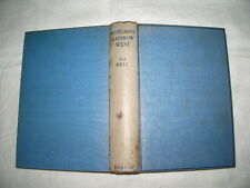J J BELL, SCOTLAND'S RAINBOW WEST, GEORGE HARRAP 2ND EDITION 1933