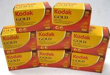 8 Rolls Kodak Gold 100 film 35mm 36 exposures Color Print Film 2011 Dating