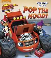 Lift-The-Flap: Pop the Hood! (Blaze and the Monster Machines) by Random House...