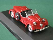 Mercedes Benz 150 Sport Roadster 1935 rot 1:43 Ixo Modellauto MB-Collection