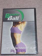 Bender Ball Bender Method of PILATES Dvd New Sealed