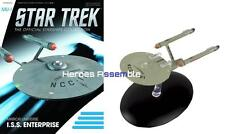 STAR TREK starships Collection m1 Specchio Universo ISS Enterprise Eaglemoss #50