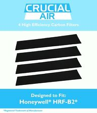 4 Honeywell Carbon Filters Fit HHT-08X HHT-090 HPA-X50 HHT-X55 16200 # HRF-B2