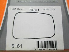 2006-2011 CHEVROLET HHR RIGHT PASSENGER SIDE FITS BURCO MIRROR GLASS # 5161