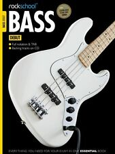 NEW Syllabus Rockschool Bass GUITAR 2012-2018 Learn to Play Music Book DEBUT