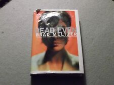 DEAD EVEN By BRAD MELTZER Legal Thriller Crime Mystery Drama Hardcover