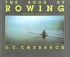 The Book of Rowing-ExLibrary