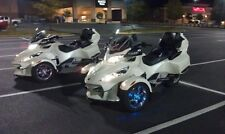 RT Logo Can Am Spyder Automatic Wheel Lights GloRyder Glo Ryder