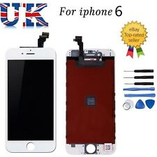 "For White iPhone 6 4.7"" LCD Assembly Dispay Touch Screen Replacement Digitizer"