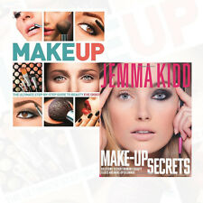 Makeup Ultimate Guide Collection Jemma's Make-up Secrets 2 Books Set NEW