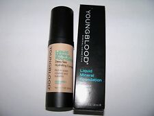 Youngblood Mineral Cosmetics Liquid Foundation GOLDEN TAN