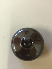 Bakelite reproduction dolly switch-brown