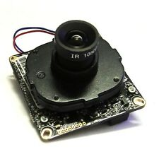 HD IP Camera Module 1280*720P CCTV IPC PCB Main Board Hisilicon, 3mp 2.8mm lens